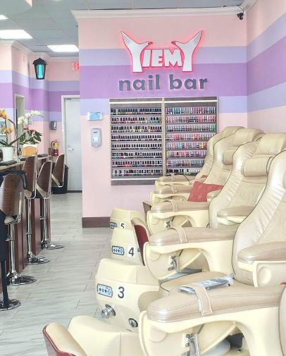About Yiemy Nail Bar